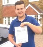 Lee (Harlington) passed with Learn with Michael