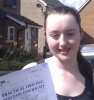 Louise passed with Learn with Michael