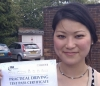Marissa  (Aintree Close, Hayes) passed with Learn with Michael