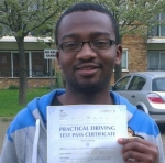 Michael (Croyde Ave, HAYES) passed with Learn with Michael