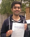 NILES (COTMANS CLOSE HAYES) passed with Learn with Michael