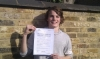 Ollie (Eton College) passed with Learn with Michael