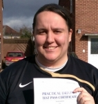 SIAN. (KINGSHILL AVE, HAYES) passed with Learn with Michael