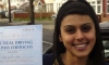 Sadia  (chaucer ave, Cranford) passed with Learn with Michael