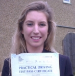 Sara (Woodrow Ave, HAYES) passed with Learn with Michael