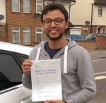 SOFIANE (ROYAL LANE WEST DRAYTON) passed with Learn with Michael