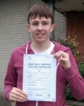 Tom (HARLINGTON)  passed with Learn with Michael