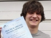 Tyler  (havelock road, Southall) passed with Learn with Michael