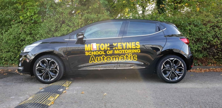 Automatic Driving lessons in Milton Keynes