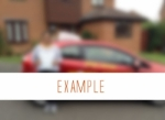 Add videos too! passed with Xample Driving School