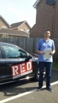 Aybars Uddin passed with Mpi Driving School