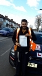 Baljit Hallan passed with Mpi Driving School