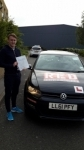 Christopher Brady passed with Mpi Driving School