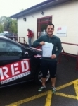 Ali passed with Mpi Driving School
