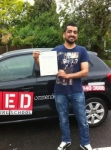 Abdul passed with Mpi Driving School