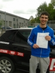 David passed with Mpi Driving School