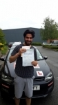Mortazah passed with Mpi Driving School