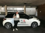 Tori Freestone passed with Mr L Driving School