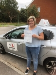 Yasmin Deller passed with Mr L Driving School