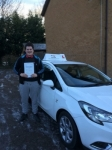 Brandon Shannon passed with Mr L Driving School