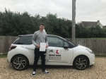 Pete Schiller passed with Mr L Driving School