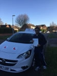 Anu passed with Mr L Driving School
