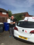 Ernest Chojaczyk passed with Mr L Driving School