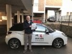 Francisco Brahm passed with Mr L Driving School