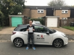 Stewart Summerlee passed with Mr L Driving School
