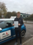 Daniel Topps passed with Mr L Driving School