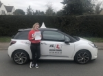 Lucy Bell passed with Mr L Driving School