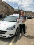 Jimmy McMurdo passed with Mr L Driving School
