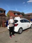 Shannon Roper passed with Mr L Driving School