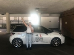 Vicky Wilson passed with Mr L Driving School
