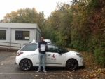 Andrew Bulgin passed with Mr L Driving School