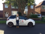 Anelisha Scott passed with Mr L Driving School