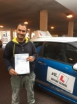 Cody Henry passed with Mr L Driving School