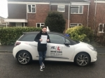 Mitchell Moore passed with Mr L Driving School