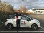 Daniel Smyth passed with Mr L Driving School