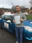 Todd Catchpole passed with Mr L Driving School