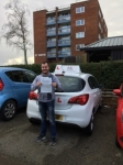 Mateusz Studencki passed with Mr L Driving School
