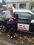 Dace Suduka passed with Mr L Driving School