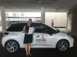 Emily Peachey passed with Mr L Driving School
