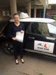 Georgia Smith passed with Mr L Driving School
