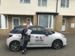 Hannah Pettitt passed with Mr L Driving School