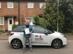 Dan Owen passed with Mr L Driving School