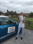 Theresa Davies passed with Mr L Driving School