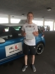 Bradly Pettitt passed with Mr L Driving School