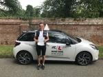 Charlie Jones passed with Mr L Driving School