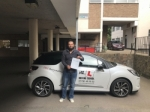 Kareem passed with Mr L Driving School